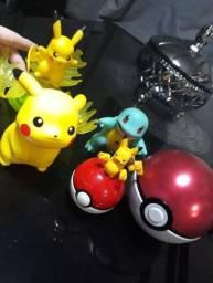 Lote de brinquedos do pokemon