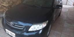 Corolla SEG 2009 Preto top de linha 1.8 16v