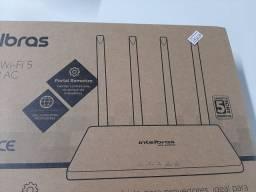 Roteador intelbras AC 1200 4 antenas
