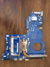 Peças de notebook sansung 17 polegadas core i5
