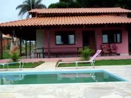 Título do anúncio: Casa Rancho Margens represa Três Marias Abaeté - Balneário Porto Mangaba