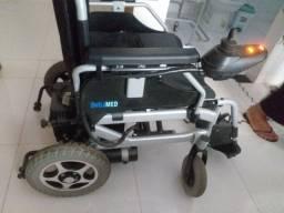 Título do anúncio: Cadeira de rodas motorizada