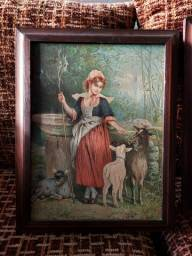 Quadros pinturas antigas