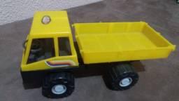 Caminhão anos 80 plastico nillo leia descrição