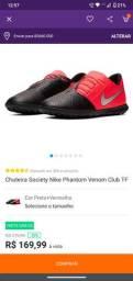 Chuteira society Nike 39
