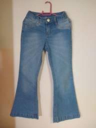 Calça menina ink-jeans