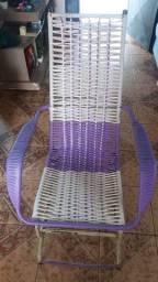 Vendo essa cadeira de balanço