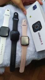 Smartwatch - novo - na caixa