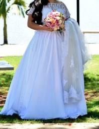 Vesrido de noiva