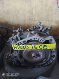 VENDO CAIXA DE MARCHA HB20 1.6 AUTOMÁTICA 2015 - COM NOTA FISCAL