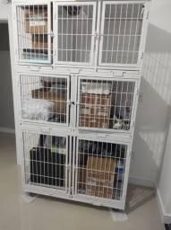 Excelente oportunidade canil gaiola para pet shop