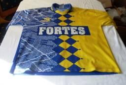 Camisa Futebol Compensados Fortes De Sinop - Usada
