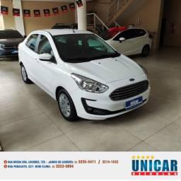 Ford Ka Se 1.5 Sedan 2019 branco Completo