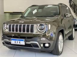 Jeep Renegade 1.8 Flex limited 4P Automatico 2019