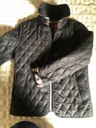 Burberry casaco semi novo