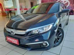 Honda Civic EX 2.0 2020 Promoção a vista R$ 119.800,00