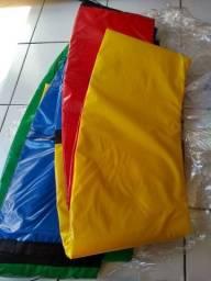 Título do anúncio: Proteção para molas de cama elástica (pula pula)