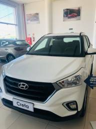 Novo Creta Action 1.6 AT 87.490,00 PRONTA ENTREGA