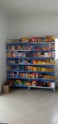 Instalações para mercearia