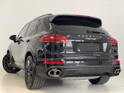 Porsche Cayenne S Platinum Ed e-hybrid 2018 leia o anúncio todo