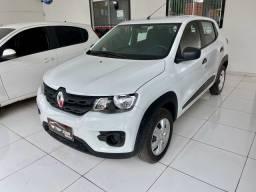 Renault KWID 1.0 2018. NOVÍSSIMO. Aqui na TOPCAR