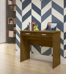 Maravilhosa Mesa computador / Escrivaninha Delta 2 gavetas = Frete é grátis