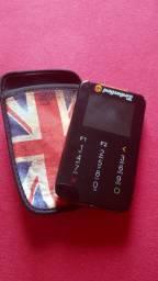 Minizinha para uso com chip de dados