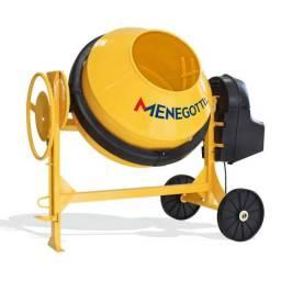 Betoneira 400L motor monofásico 220v Menegotti
