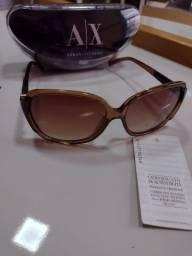 Óculos Armani Exchange feminino Original lá