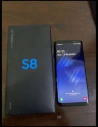 Galaxy S8 Preto 64GB