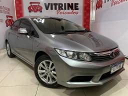 Civic LXS Automático TOP - Show de Carro!