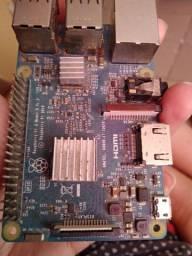 Raspberry Pi 3 B (quad-core 1,4 GHz)