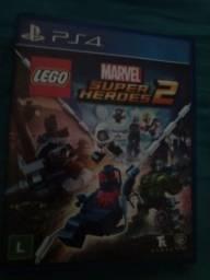 Vendo Marvel heroes 2 ps4