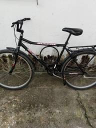 Título do anúncio: Oii estou vendendo essa bicicleta semi nova
