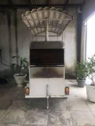carrinho para churrasquinho