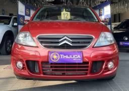 C3 Exclusive 1.6 Automático 2012. Baixa km, segundo dono!