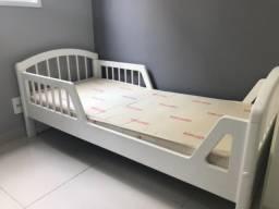 Cama Montessoriana infantil