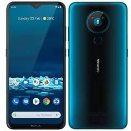 Troco Nokia 5.3 128 gigas novo novo