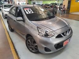 Título do anúncio: Nissan March 1.0 S 2015