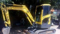 Mini escavadeira dx30