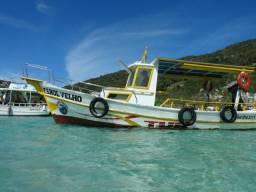 Vendo barco em Arraial do Cabo - 2008