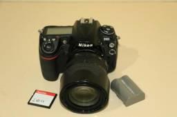 Camera Nikon D300 + 18-105 + Extras