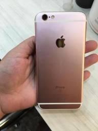 IPhone 6s rose - R$1.600,00