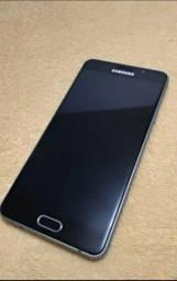 Galaxy A7 2016 Preto