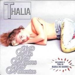 CD: Thalia - Mis Mejores Momentos