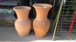 Vendo vaso de argila
