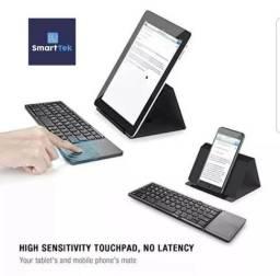 Teclado Bluetooth Samsung X-folding Touch Pro