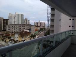 Apartamento com 3 dormitórios à venda, 130 m² por R$ 490.000,00 - Vila Caiçara - Praia Gra