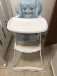 Cadeira de alimentação, banheira