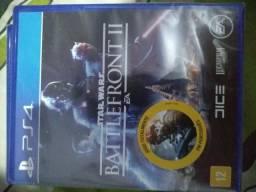 Ps4 Star Wars Battlefront 2 . Lacrado Novo